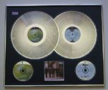 THE BEATLES - Live At The BBC PLATINUM DOUBLE LP & Double CD
